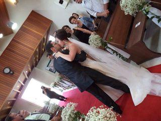O casamento de Priscila  e Romulo