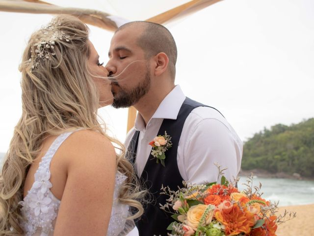 O casamento de Hugo e Tatiane