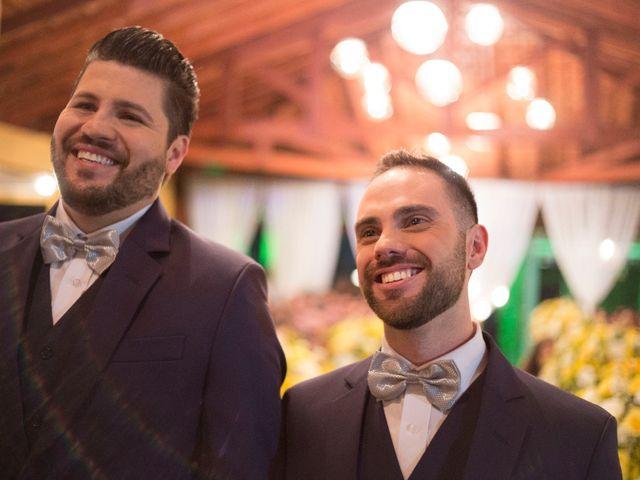 O casamento de Rodrigo e Felipe