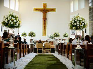 O casamento de Lucia e Carlito