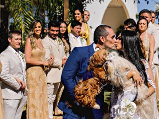 O casamento de Ábde e Márcio