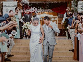 O casamento de Ana Angélica e Bruno