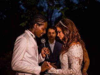 O casamento de Sara  e Caio