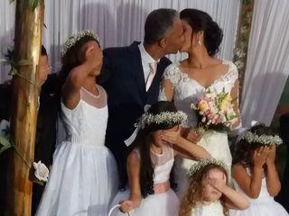 O casamento de LIENE SALES MORENO e LENILDO MORENO 1