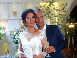 O casamento de LIENE SALES MORENO e LENILDO MORENO 3