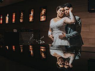 O casamento de Bruna e Israel