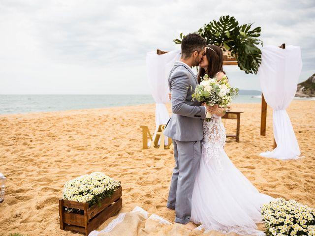 O casamento de Felipe e Milena em Balneário Camboriú, Santa Catarina 1