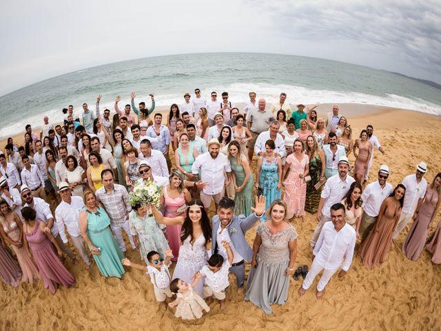 O casamento de Felipe e Milena em Balneário Camboriú, Santa Catarina 42