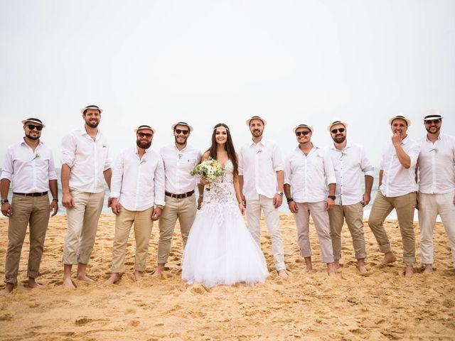 O casamento de Felipe e Milena em Balneário Camboriú, Santa Catarina 45