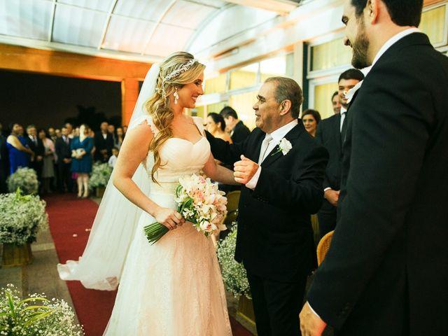 O casamento de Fernanda e André