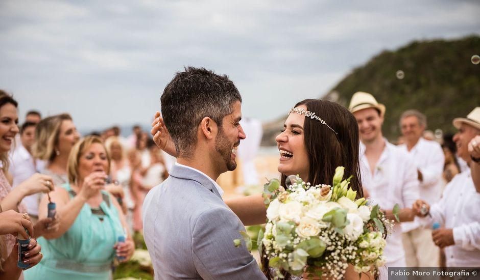 O casamento de Felipe e Milena em Balneário Camboriú, Santa Catarina
