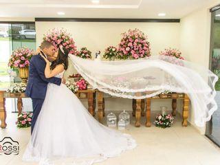 O casamento de Geideane  e Samuel