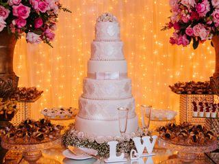 O casamento de Lívia e Willer 3