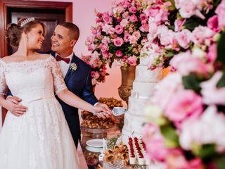 O casamento de Lívia e Willer