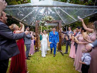 O casamento de Larissa e Yago