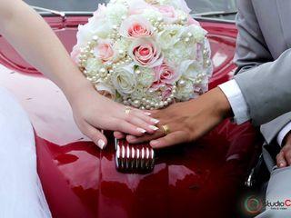 O casamento de Thais e Lucas