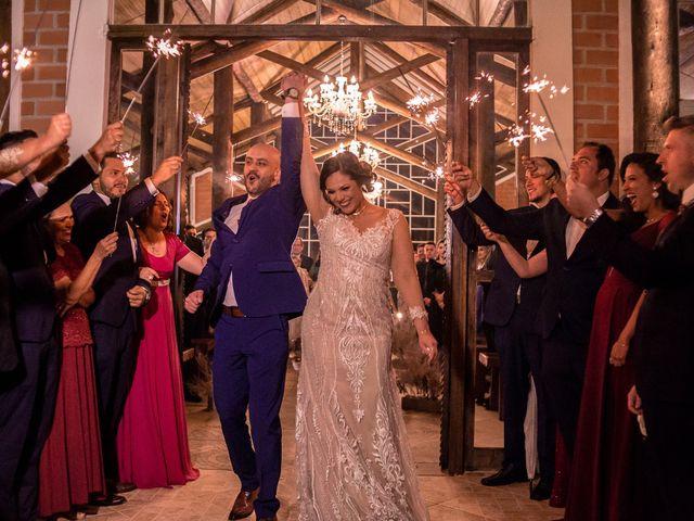 O casamento de Daphne e Filipe