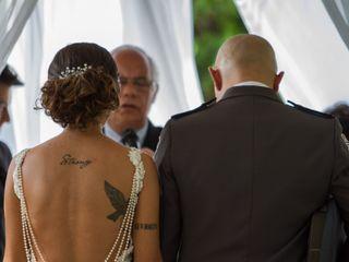 O casamento de Margarelli e Matheus