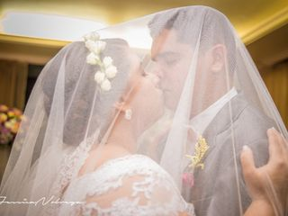 O casamento de Maria Eduarda e Cleriston