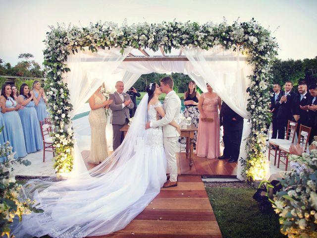 O casamento de Emely e Matheus