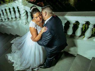 O casamento de Queriene e Felipe