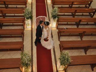 O casamento de Nathália e Cicero 1