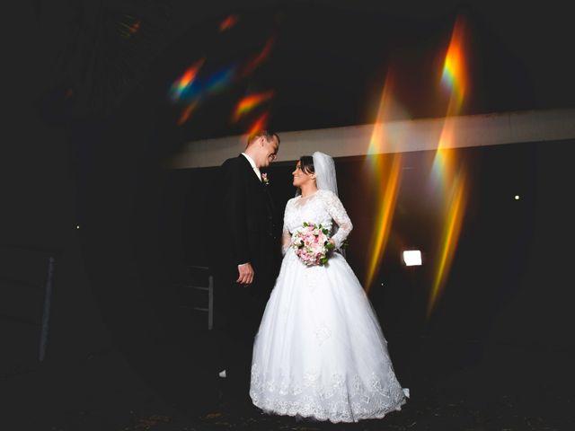 O casamento de Rafael e Rosineia em Sapezal, Mato Grosso 16