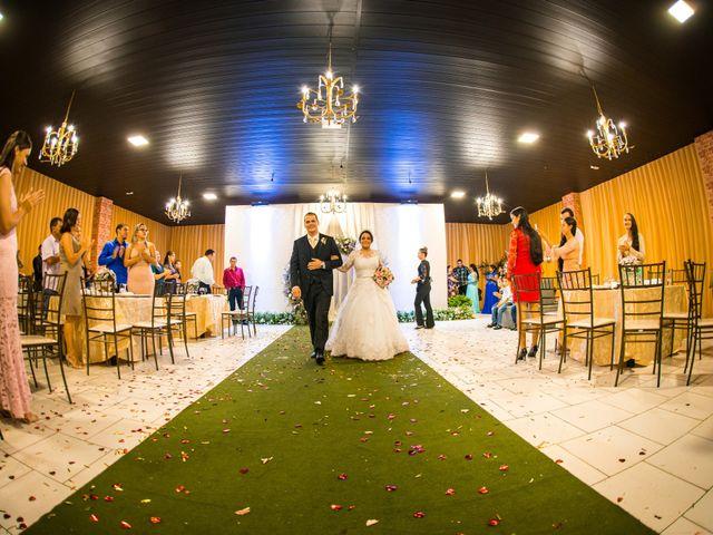 O casamento de Rafael e Rosineia em Sapezal, Mato Grosso 23
