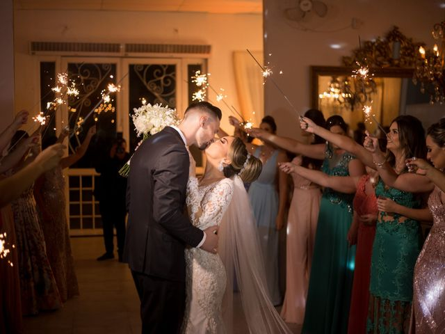 O casamento de Ana Paula e Michael