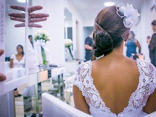 O casamento de Claudia e Francisco 3