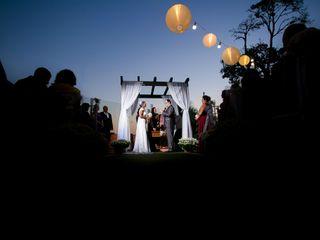 O casamento de Claudia e Francisco
