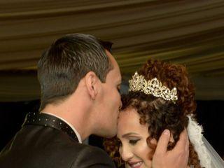 O casamento de Jaqueline e Renato 1