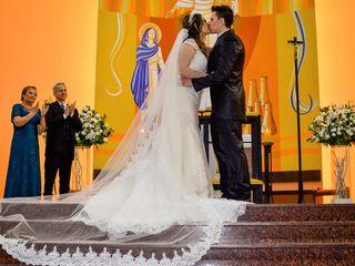 O casamento de Yasmin e Raphael