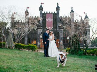O casamento de Rafaela e Guilherme