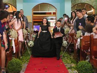 O casamento de Jéssica e Michael 2