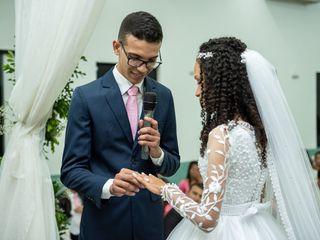 O casamento de Francielly e Marlon 1
