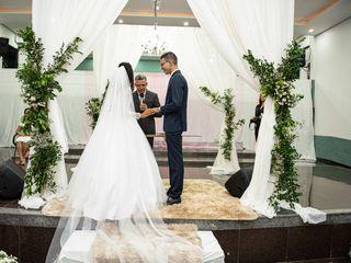 O casamento de Francielly e Marlon