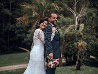 O casamento de Alice e Rafael