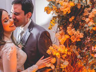 O casamento de Talita e Matheus