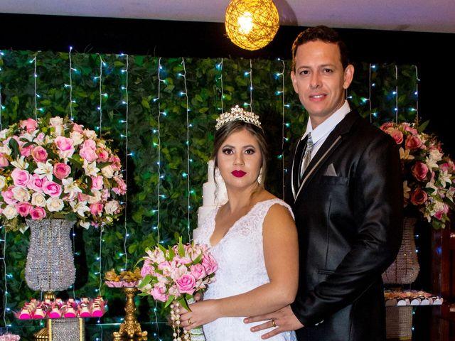 O casamento de Márcia e Fernando