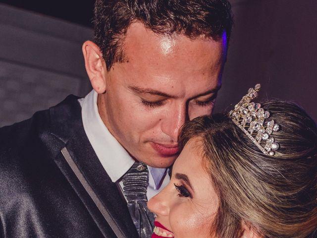 O casamento de Fernando e Márcia em Contagem, Minas Gerais 41