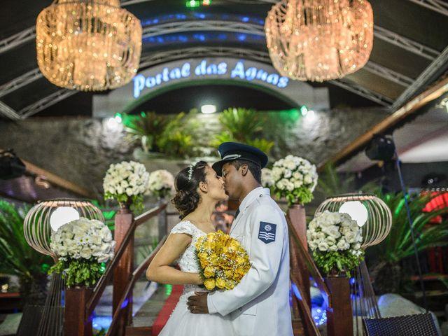 O casamento de Raissa e Thomas