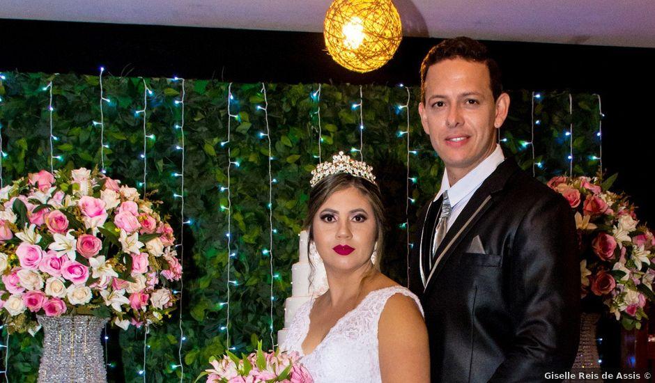 O casamento de Fernando e Márcia em Contagem, Minas Gerais