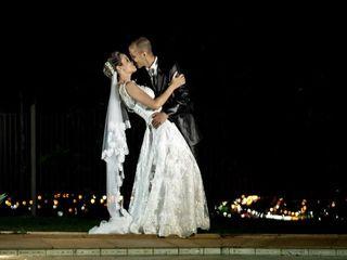 O casamento de Ágata e Michel 2