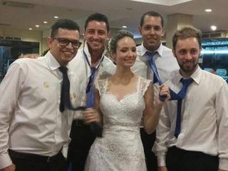 O casamento de Ágata e Michel 3