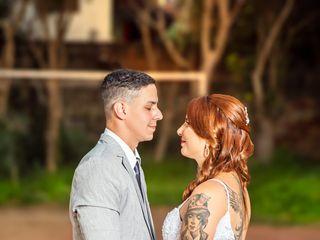 O casamento de Álvaro e Mariana 1