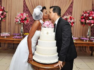 O casamento de Lilian e Diego