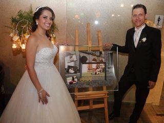 O casamento de Juliana e Welton