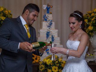 O casamento de Luan e Dani