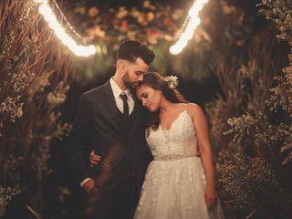 O casamento de Thays e Diogo